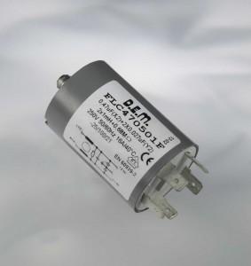 Filtro Induttivo Capacitivo FLC